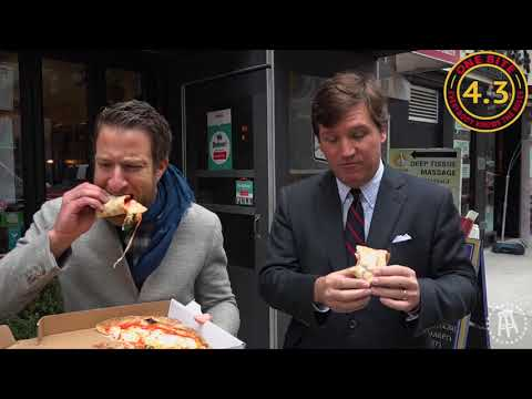 Barstool Pizza Review - Nino's 46 With Special Guest Tucker Carlson
