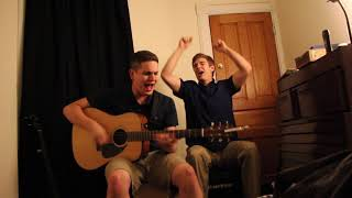 Bryce and Leeland cover Rage Against the Machine