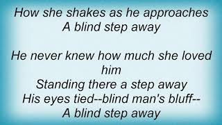 Watch Richard Thompson A Blind Step Away video