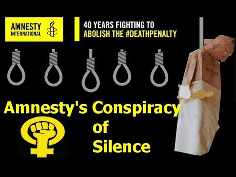 Amnesty's Conspiracy of Silence