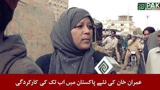 Public Opinion about Imran Khan`s Naya Pakistan