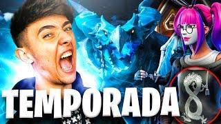 ¡LA TEMPORADA 8 de FORTNITE!