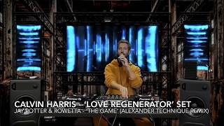 Baixar Calvin Harris' dropping Jay Potter & Rowetta - 'THE GAME' ( Alexander Technique Remix)