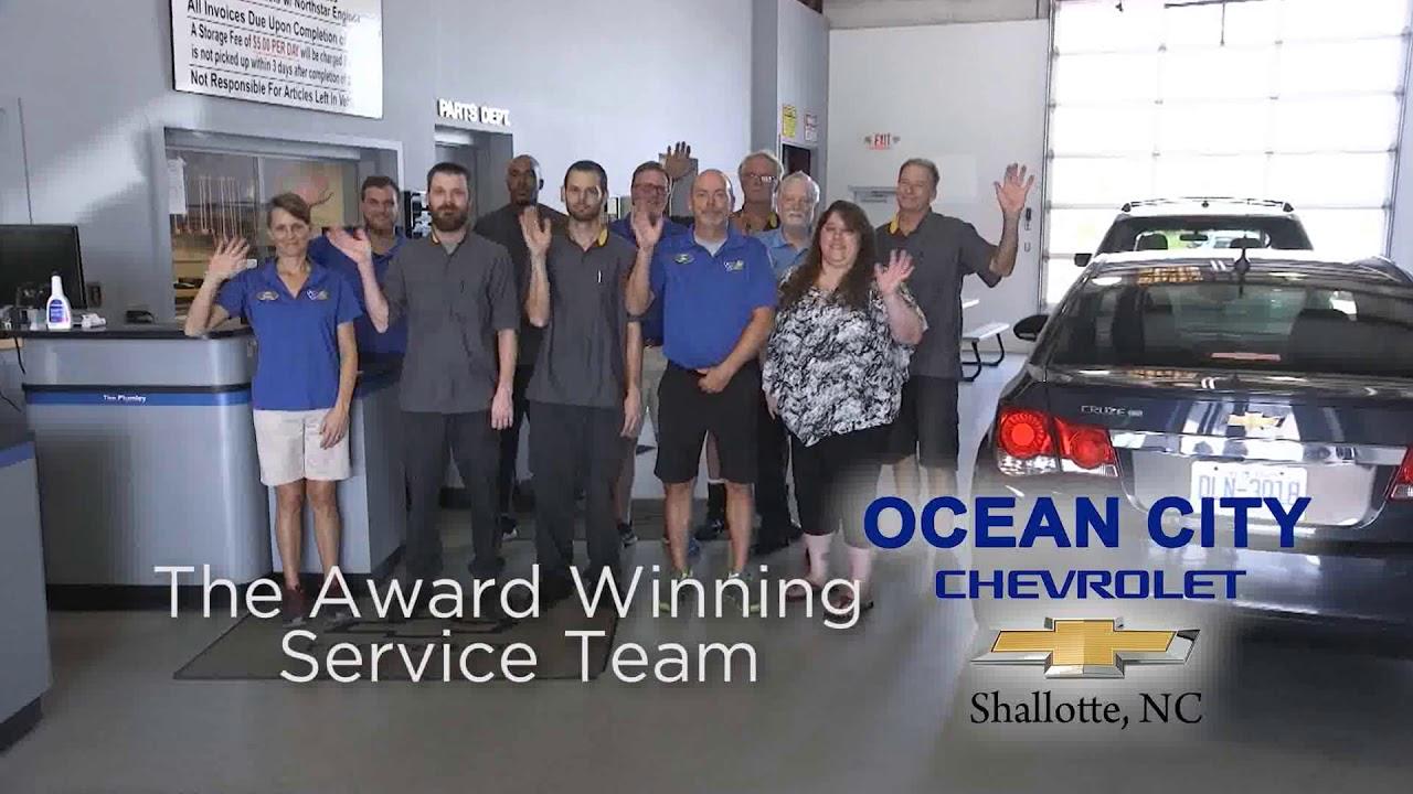 Ocean City Chevrolet >> Ocean City Chevrolet Building Relationships T1 1