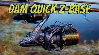 карповая катушка DAM Quick Z-Base. Обзор!