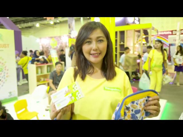 Transpulmin Bawa Keceriaan di MB Fair 2019