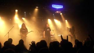 Voivod - Astronomy Domine (Pink Floyd cover) - Live in Barcelona 27/10/2012