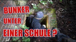 LOSTPLACE : Bunkersuche an der alten Schule | ItsMarvin