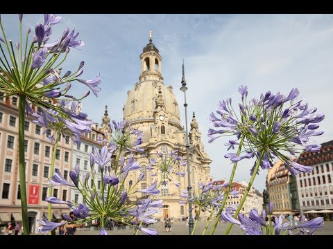 Dresden (Germany - Duitsland) on the tunes of Richard Strauss.