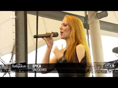 Epica - The Last Crusade & Unleashed live Rock Hard Fest (2011)Remastered