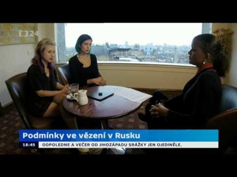 reakce PUSSY RIOT na M. Zemana