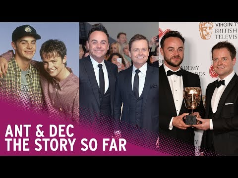 Ant and Dec: The Story So Far