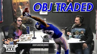 Pardon My Take Addresses the OBJ trade to the Browns