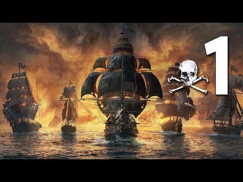 Skull and Bones - Walkthrough Gameplay Part 1 [PS4]