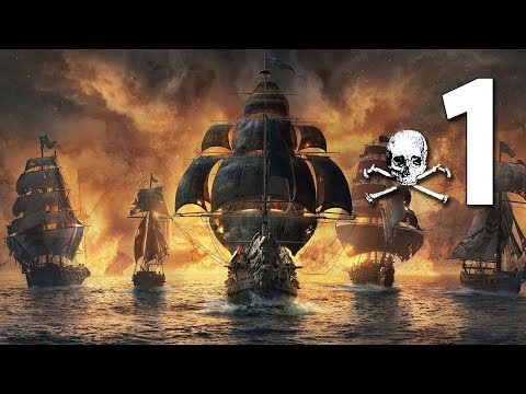 Skull and Bones – Walkthrough Gameplay Part 1 [PS4]