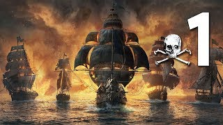 skull and Bones - Walkthrough Gameplay Part 1 PS4