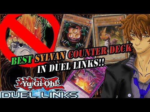 duel links how to beat sylvan - cinemapichollu