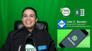 Whatsapp y Correos familia ExcelAprende  | Excel Aprende