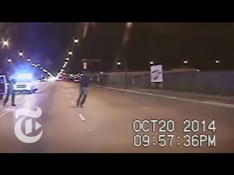 Video Shows Laquan McDonald, 17, Shot by Police | The New York Times