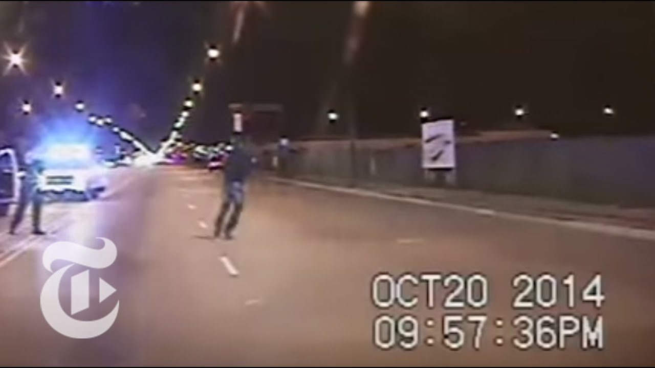 Download Video Shows Laquan McDonald, 17, Shot by Police | The New York Times