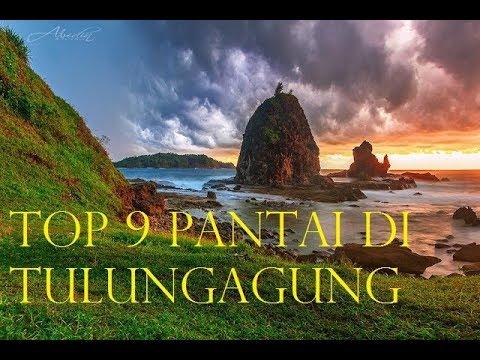 Top 9 Pantai Terindah di Tulungagung .. No 6 Namanya Buat Para Wanita Takut