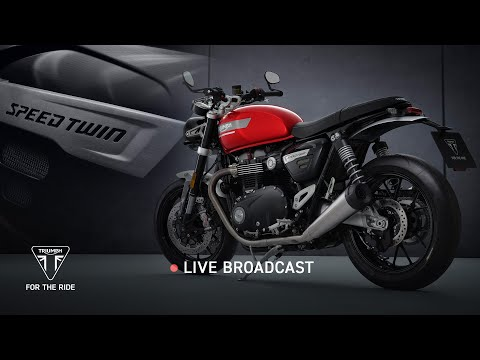 New Speed Twin– Global Reveal