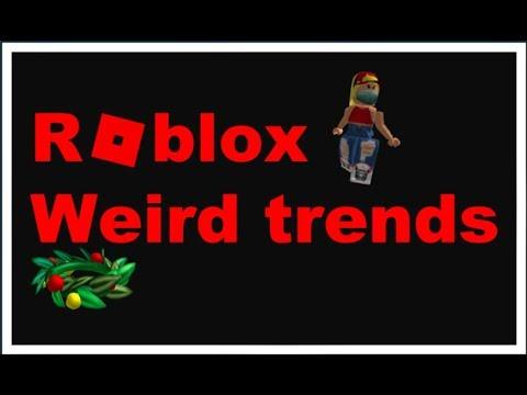 ROBLOX TOP 5 TRENDS *2019*