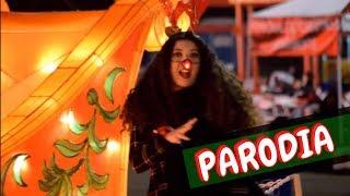 CHRISTMAS Navidad PARODIA ~ Luis Fonsi, Demi Lovato - Échame La Culpa PARODY ~ Natalya La Mexicana