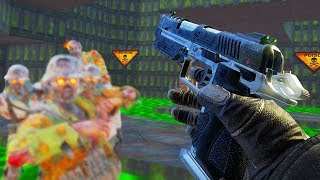 DOOM ZOMBIES CHALLENGE! (Call of Duty Black Ops 3 Custom Zombies)