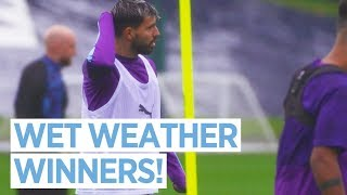 CANCELO DID WHAT?! | Post Everton 1-3 City Training!