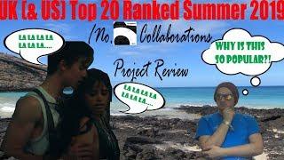 Baixar UK (& US) Top 20 Ranked Summer 2019/No.6 Collaborations Project Review