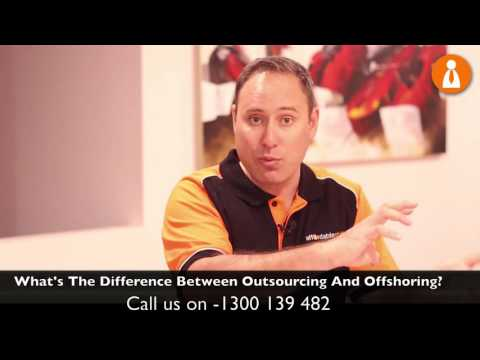 FAQ - Difference Between Outsourcing And Offshoring?