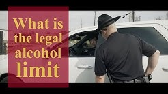 What is the legal alcohol limit? | Pennsylvania Criminal Defense & Personal Injury Lawyers