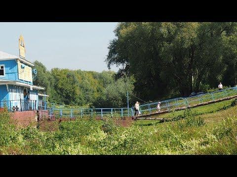 Сели на мель. Рязанские реки. РВ ТВ