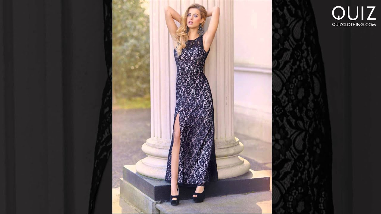 reasonably priced footwear new concept Quiz Clothing Buttercrane Newry Spring Fashion - YouTube