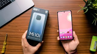 Mi 10i 5G Unboxing and First Impressions!