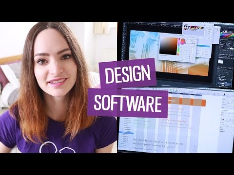 Design software: What I use | CharliMarieTV