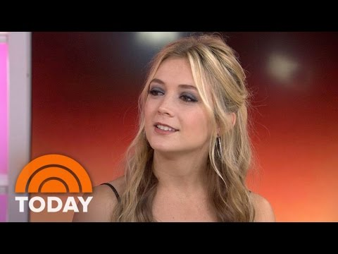 Billie Lourd On How She Got A 'Star Wars' Role Without Help From Mom Carrie Fisher | TODAY