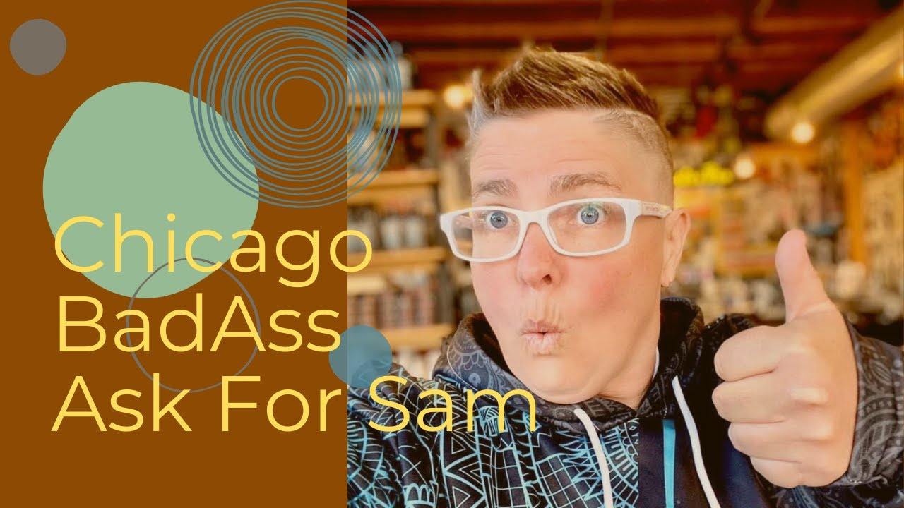 Podcast with Industry Badass & pal Sam Powell #askforsam