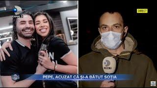 Stirile Kanal D(22.11.2020) - Pepe, acuzat ca si-a batut sotia! | Editia de seara