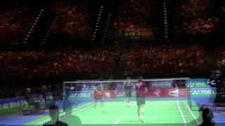 all england 2014 action only hd sf lee chong wei vs son wan ho 3rd set hd action only low camera