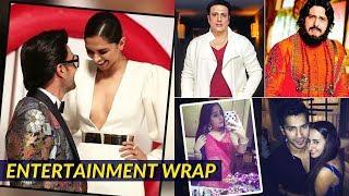 Deepika-Ranveer wedding details; Varun Dhawan confirms marriage with Natasha Dalal and more