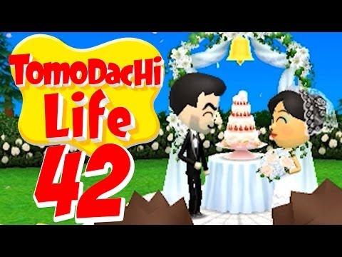 TOMODACHI LIFE # 42 ★ Traum-Hochzeit und Eigenheim! [HD]