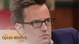 "Matthew Perry Opens Up About His Addiction During The Show, ""Friends"" 