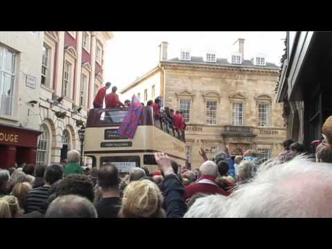 YORK CITY VICTORY PARADE