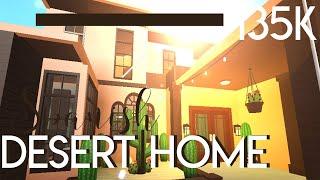 ROBLOX | Welcome to Bloxburg: Spanish Desert Home 135k