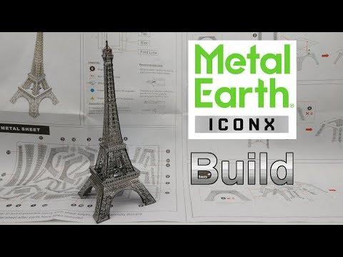 ICONX Build - Eiffel Tower