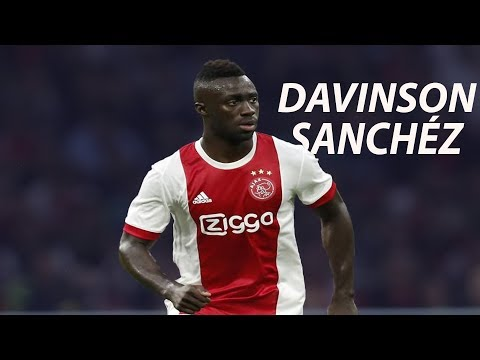Davinson Sánchez | The Tank | 2016/17 | AFC Ajax