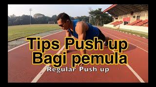 Cara push up yang benar buat pemula !!.