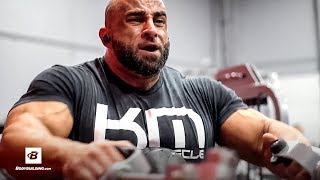 Increasing Workout Intensity with L-Citrulline | IFBB Pro Fouad Abiad
